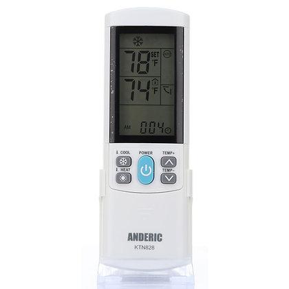 KTN828 Air Conditioner / Mini-split Universal Remote Control