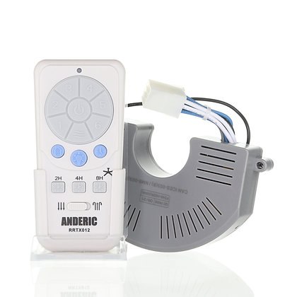 RRTX012/FD40-H02R Receiver and Remote Kit for Harbor Breeze