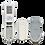 Thumbnail: RR7216T for Hampton Bay Slim Style FAN-HD UC7078T
