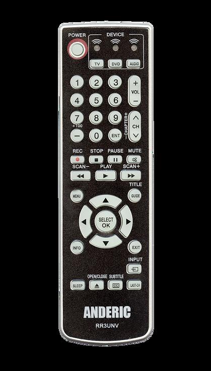 RR3UNV 3-Device Universal