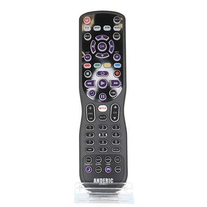 Anderic RRUR01 4-Device Universal for Roku®