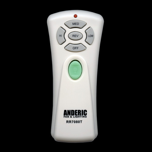 Rr7080t remote control for hampton bay ceiling fans anderic the anderic rr7080t remote control replaces the original equipment hampton bay and harbor breeze ceiling fan remotes the rr7080t will work right out of the mozeypictures
