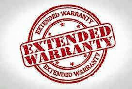 Extended warranty additional 2 years (total 5 years)
