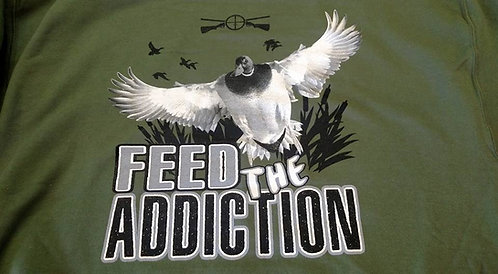 Addiction Mallard Hoddie