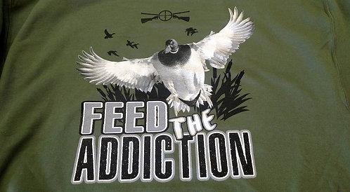 Addiction Mallard Hoddie