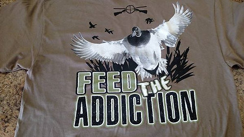 Addiction Mallad Short Sleeve