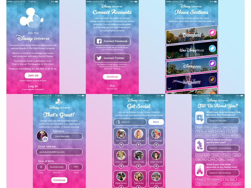 Disney Universe 2 - Dribbble