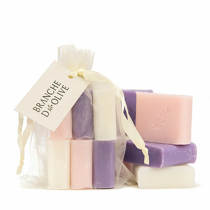 Branche d'Olive Bagged Soap