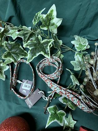 Blossom & Co dog collar - Strawberry - M