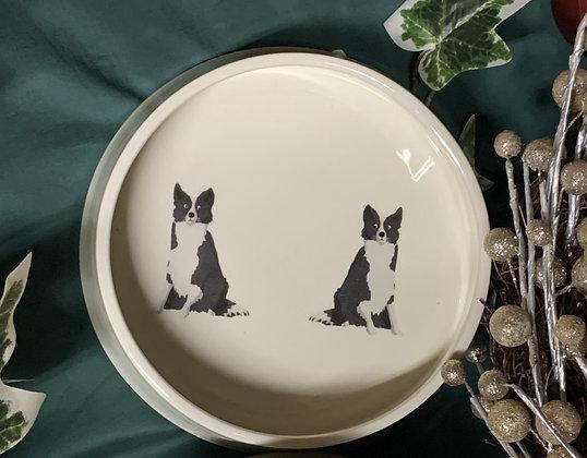 Fenella Smith Collie Dog Bowl