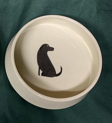 Fenella Smith Labrador Dog Bowl