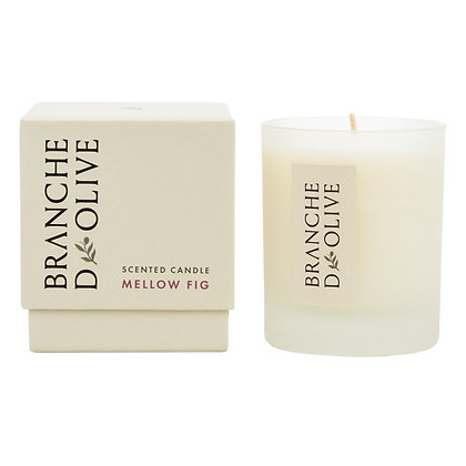 Branche d'Olive Boxed Candles