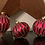 Thumbnail: Red & Glitter Baubles