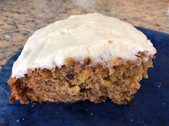 Ultimate Carrot Cake (2 slices)
