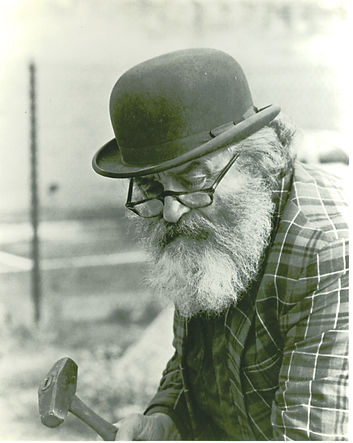 Late Kenneth Campbelll