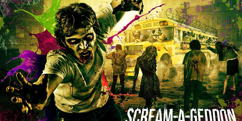 727to813 SCREAM-A-GEDDON Discount Tickets!