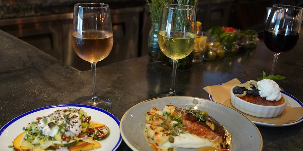 Wine Down with Noble Crust & The Identity