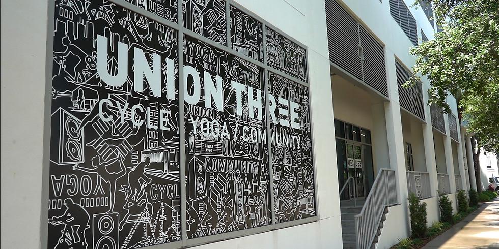 Sweat with Union Three