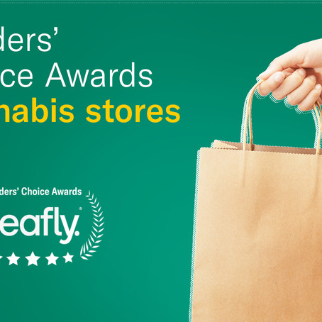 Canada's favourite cannabis stores