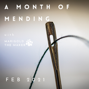 A Month of Mending