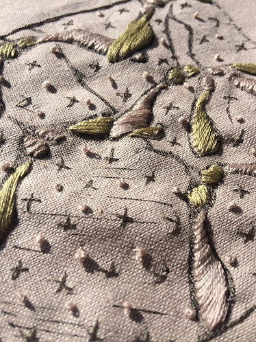 Seed Pod Embroidery Subscription