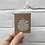 "Thumbnail: Pack of 5 ""Pine Cone"" Gift Tags"