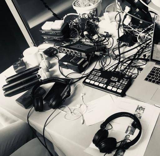 STUDIO FAIDHERBE - PLATEAU DE TOURNAGE TV