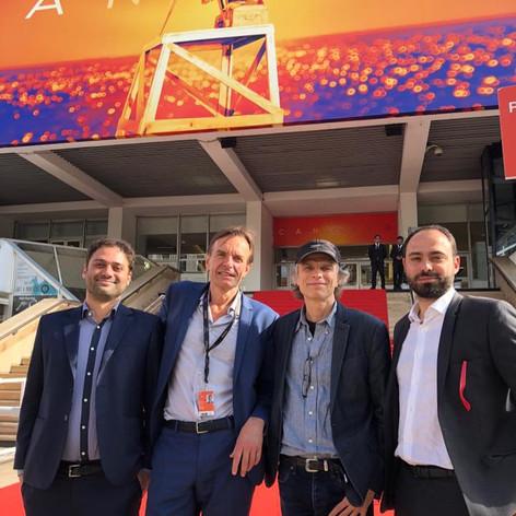 Cannes Film Festival: Masterclass ESRA