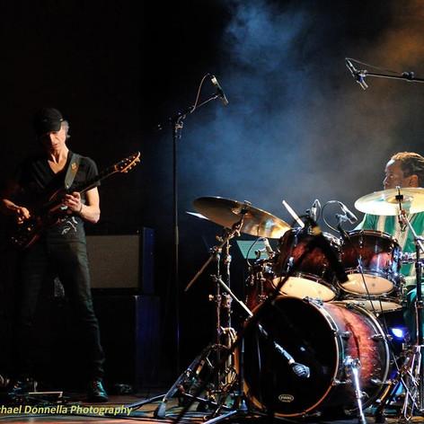 Will Calhoun-Patrick de Caumette Trio. Guadeloupe Tour 2017