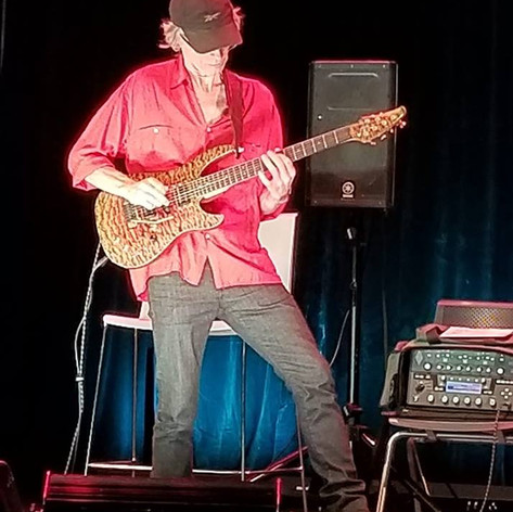 Solo Performance at the Philadelphia Community College. October 2018