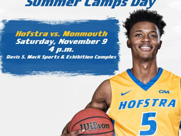 Free Tickets to the Men's Basketball Home Opener on Saturday, November 9, 2019
