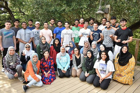 Subhanallah what an eventful weekend!! 🌞Here's a peek at our annual leadership retreat, MOS 2019! Mashallah this was are largest MOS group t