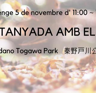 Castanyada 2017 al Hadano Togawa Park