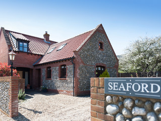 Seaford Holiday Cottage from May to September