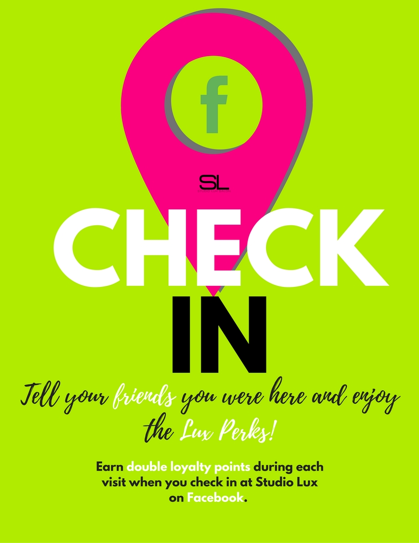 Check in and Earn Perks!