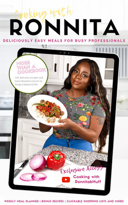 50% off | COOKING WITH RONNITA