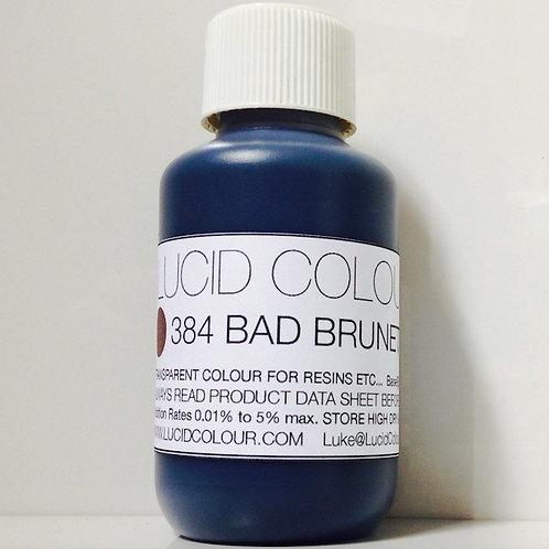LUCID COLOUR #384 BAD BRUNETTE