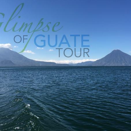 Glimpse of Guate Tour - Dec 2018