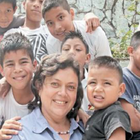 WILL YOU STAY FOREVER?  The story of Hogar Miguel Magone…