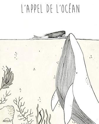 Livre               - L'APPEL DE L'OCEAN -