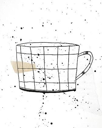 Illustration -Tasse-