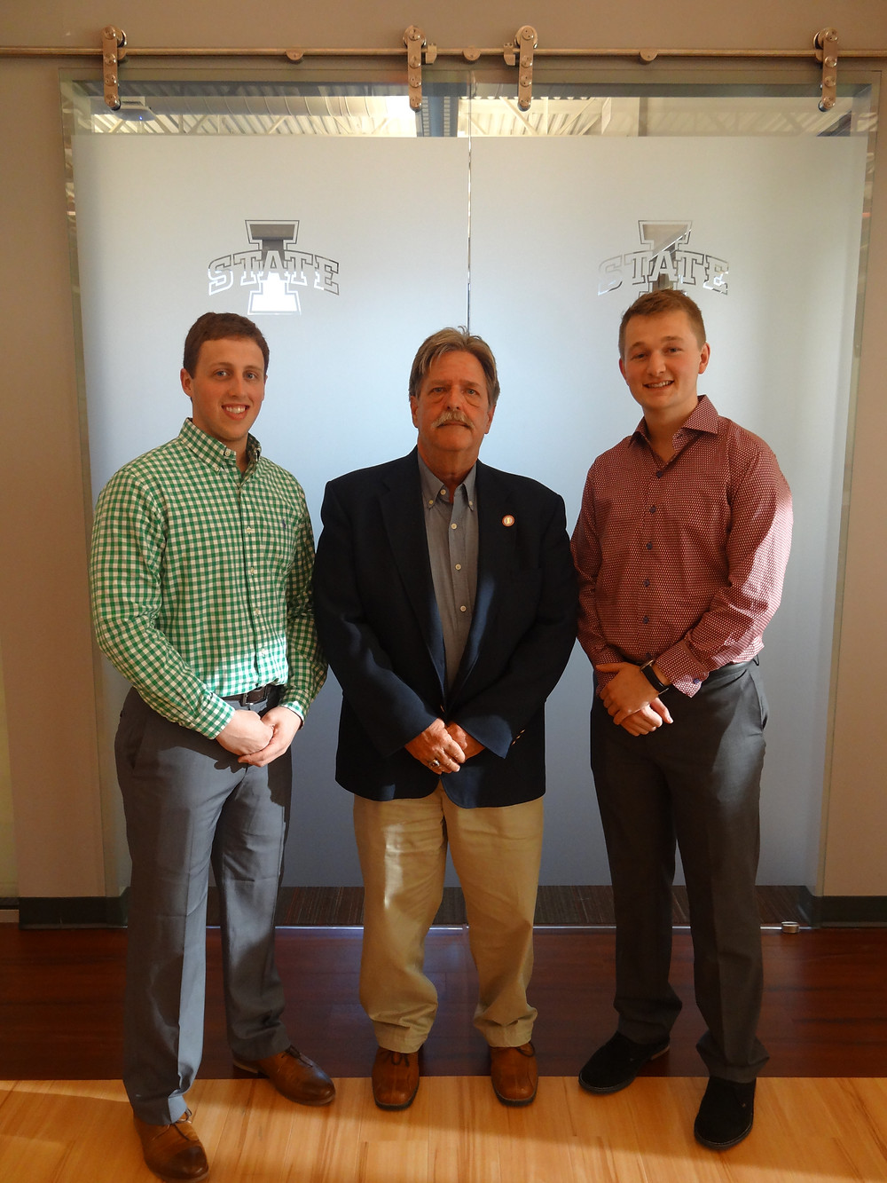 Josh Zabel, Bill Watkins, & Michael Montgomery