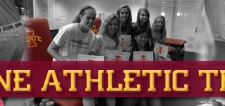2016 Iowa State Athletic Training Camp