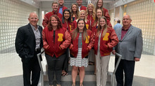 Iowa State Athletic Training 2019 End of the Year Banquet