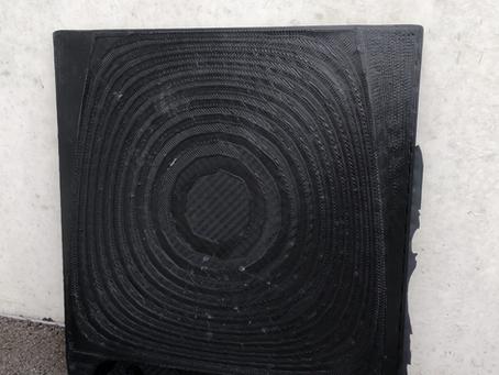 Gehäuseabdeckung aus dem 3D Drucker
