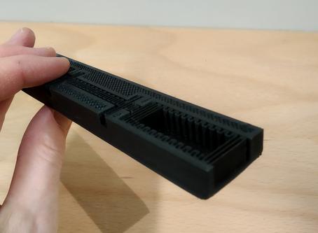 3D Druck Faserverstärkt in der Produktion - GreenTec Pro Carbon