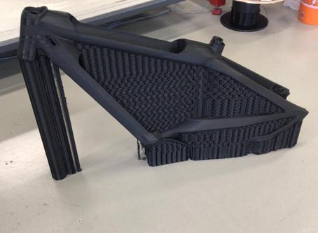 Fahrrad aus dem 3D Drucker