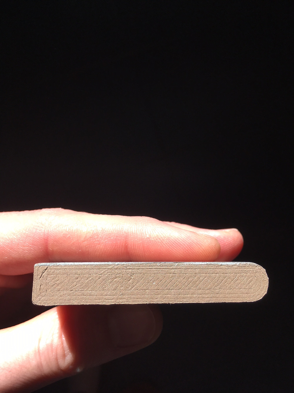 3D Druck senkrecht