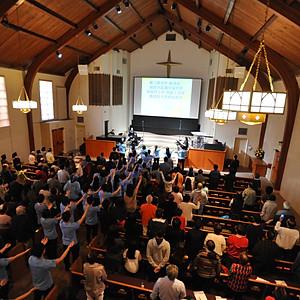 聖迦谷羅省基督教會 (牧我一生)