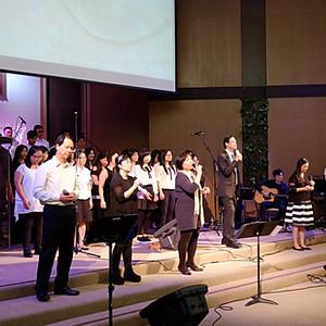 亞凱廸亞羅省基督教會 (齊唱金曲夜)